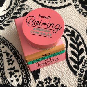 BN Benefit Boi-ing Airbrush Concealer #3